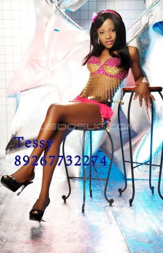 Проститутка Tessy