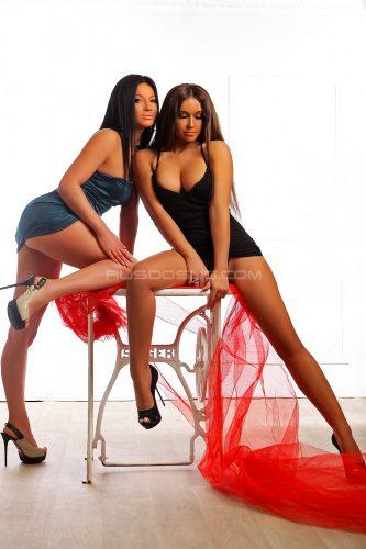 Проститутка Алена и София