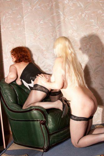 Проститутка Анфиса и Варя