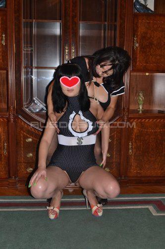 Проститутка Мама и Дочь