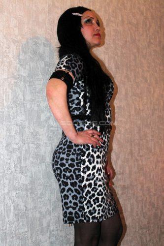 Проститутка Изаура